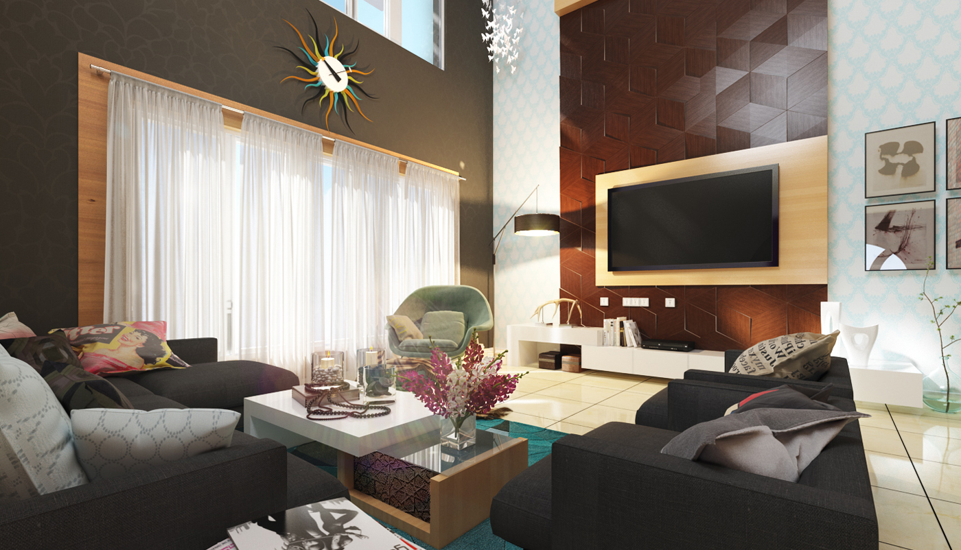 Shanavaz associates architects structural engineers for Structural interior design